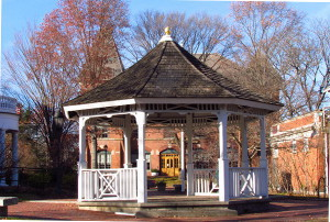 Photo credit: Gazebo and Town Common, Susan and Scott Allison